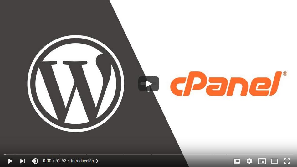 Screenshot_2020-12-10 🎓 21 Cómo crear una página web con WordPress en cPanel Noches de Blogging